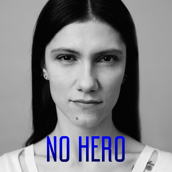 Elisa No hero cover
