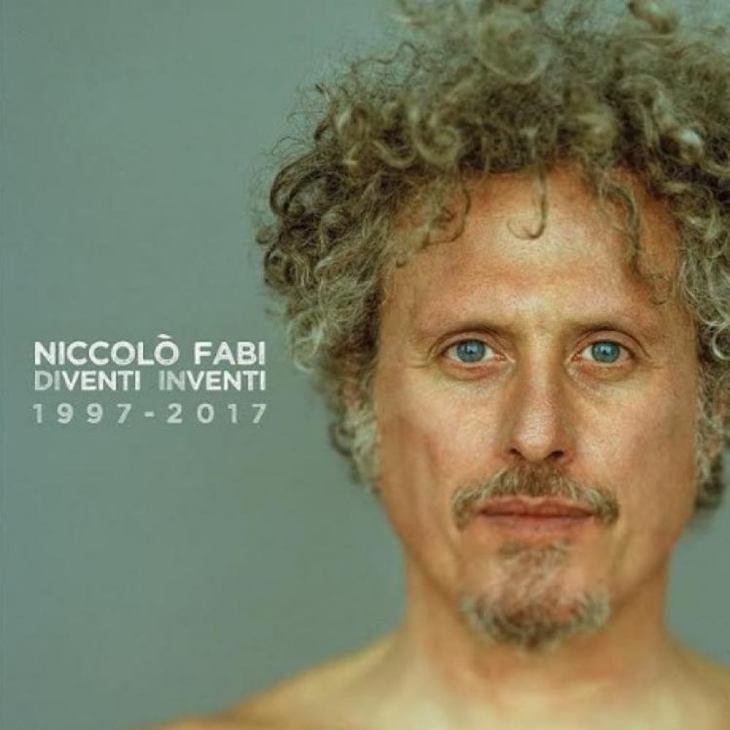 Niccolò Fabi Diventi Inventi cover