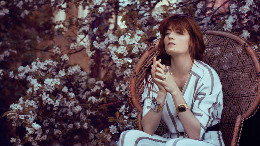 Florence + The Machine Moderation