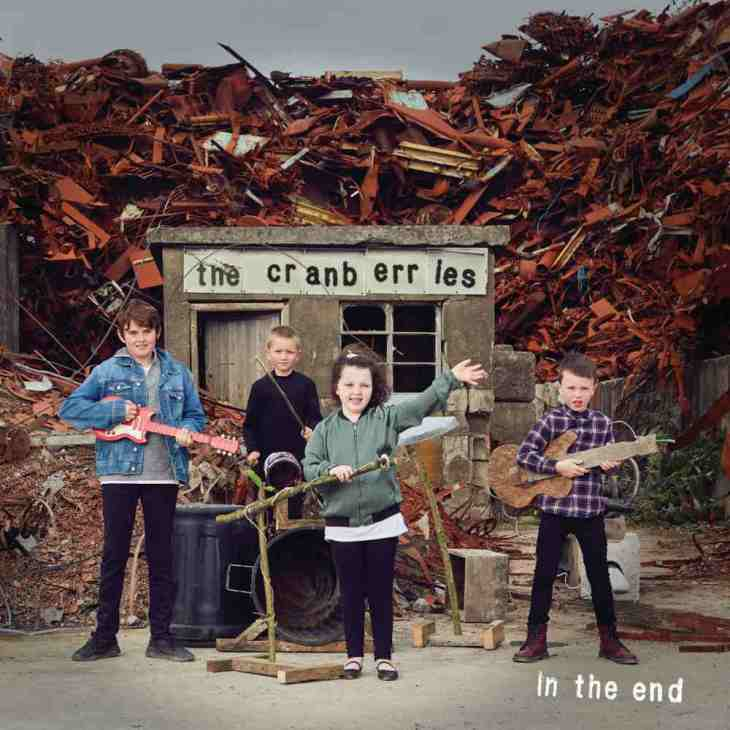 the cranberries in the end cover
