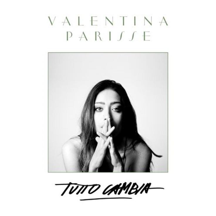 Valentina Parisse Tutto Cambia cover