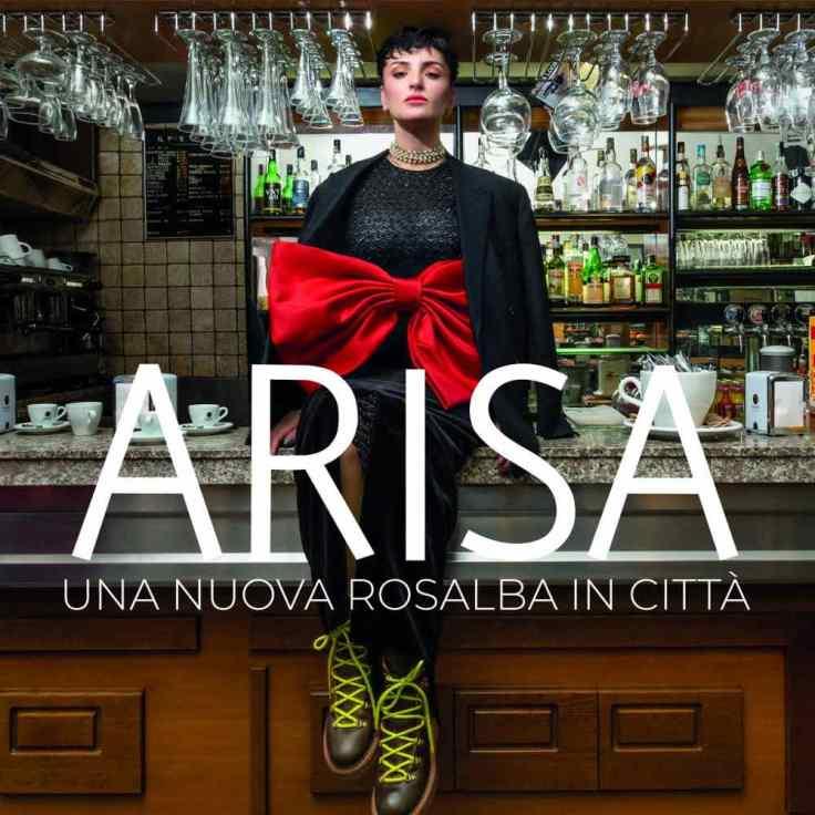 Arisa Una nuova Rosalba in città cover