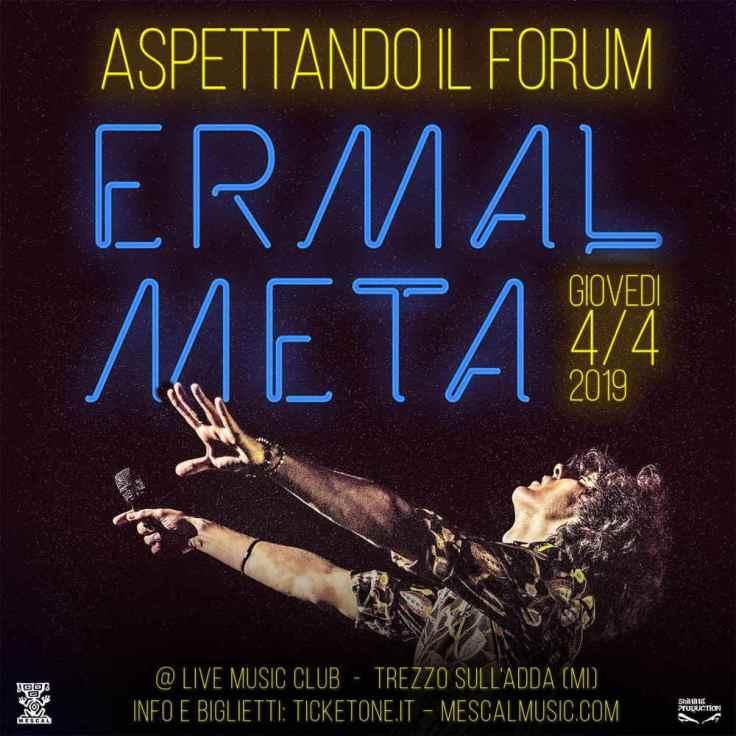 Ermal Meta 4 aprile club