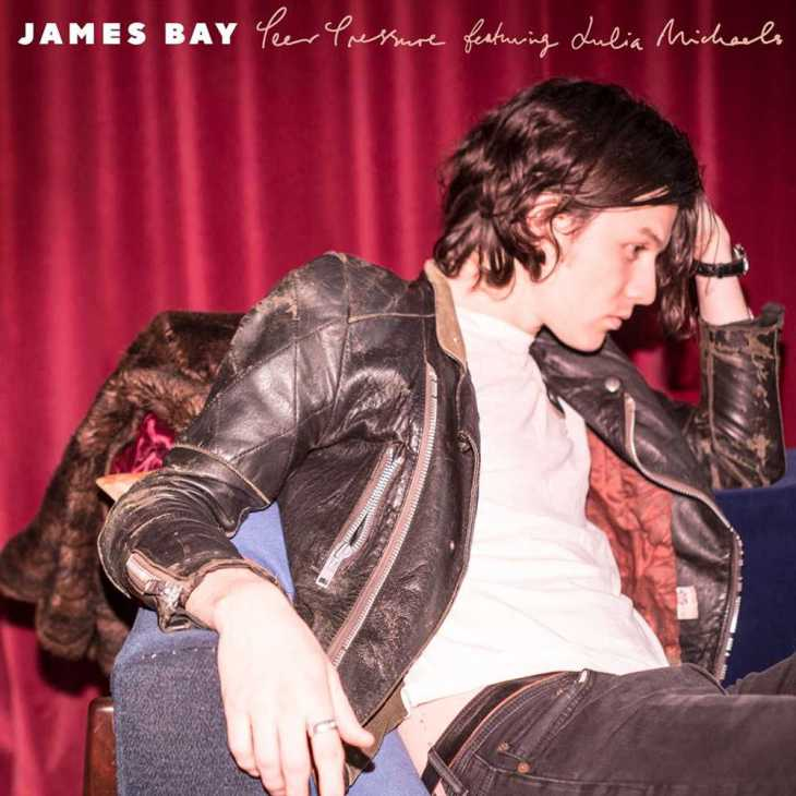 James Bay Peer Pressure cover