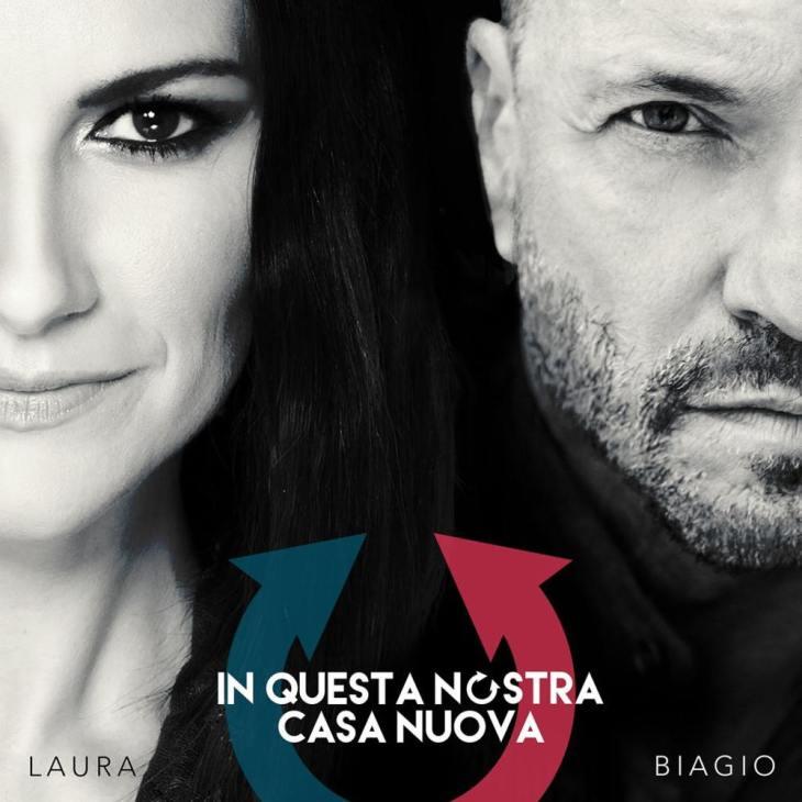 Laura Pausini Biagio Antonacci In questa nostra casa nuova cover