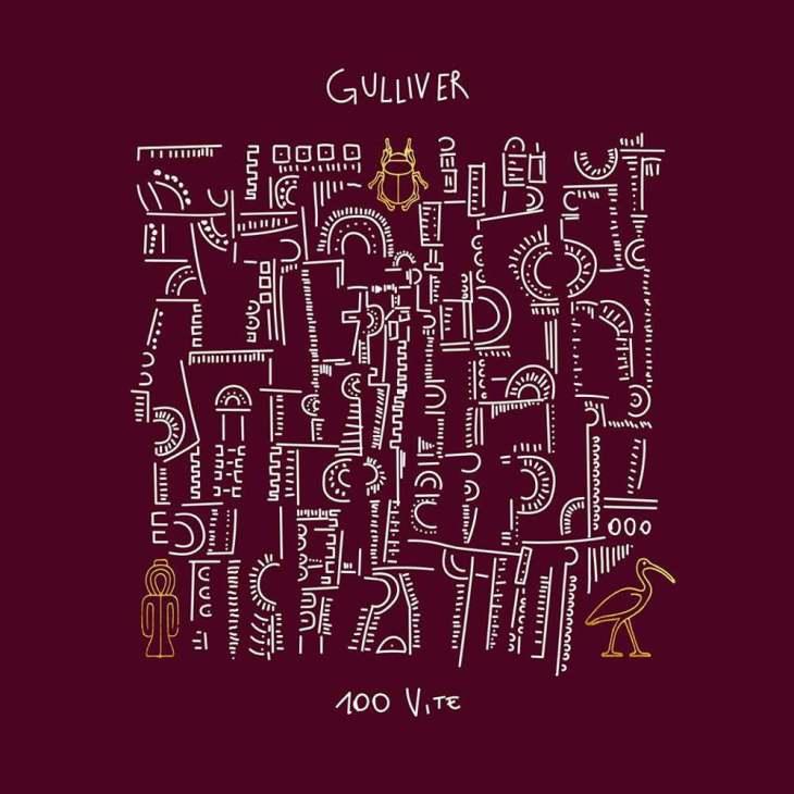 Giò Sada Gulliver 100 vite cover