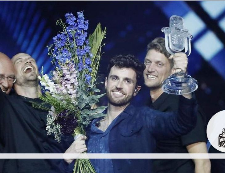 Eurovision 2019 Duncan Laurence