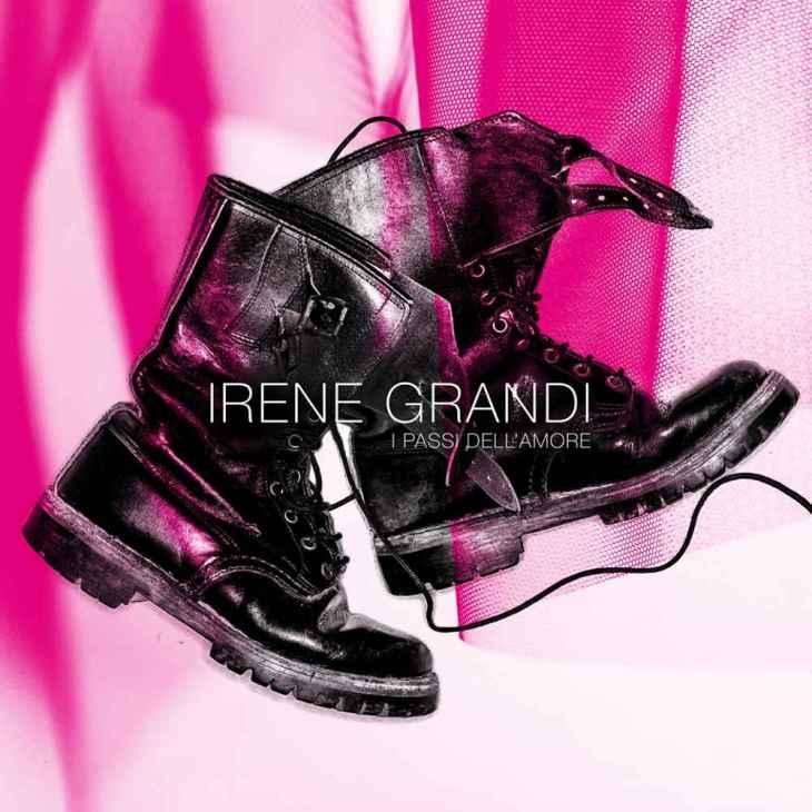Irene Grandi I passi dell'amore cover