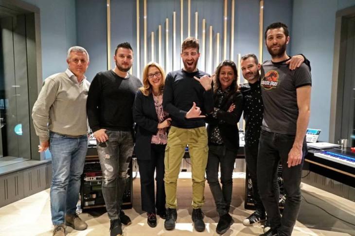 Lorenzo Licitra team nuovo album