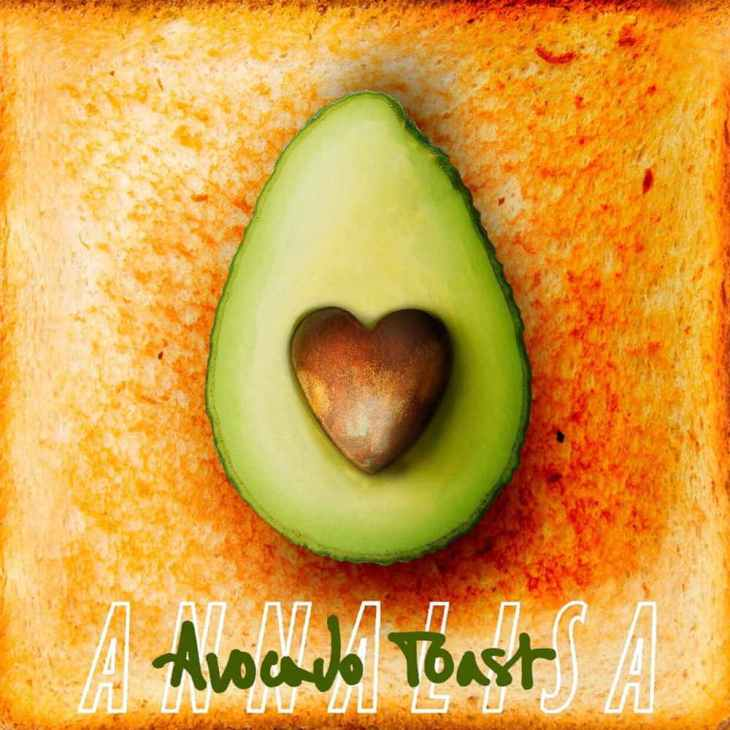 Annalisa Avocado Toast cover