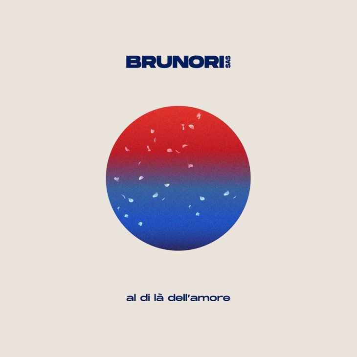 Brunori Sas Al di là dell'amore cover