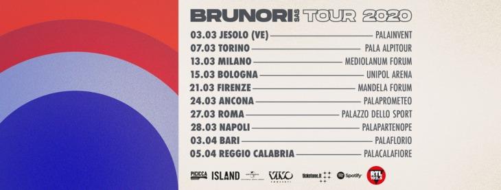 Brunori Sas Tour 2020