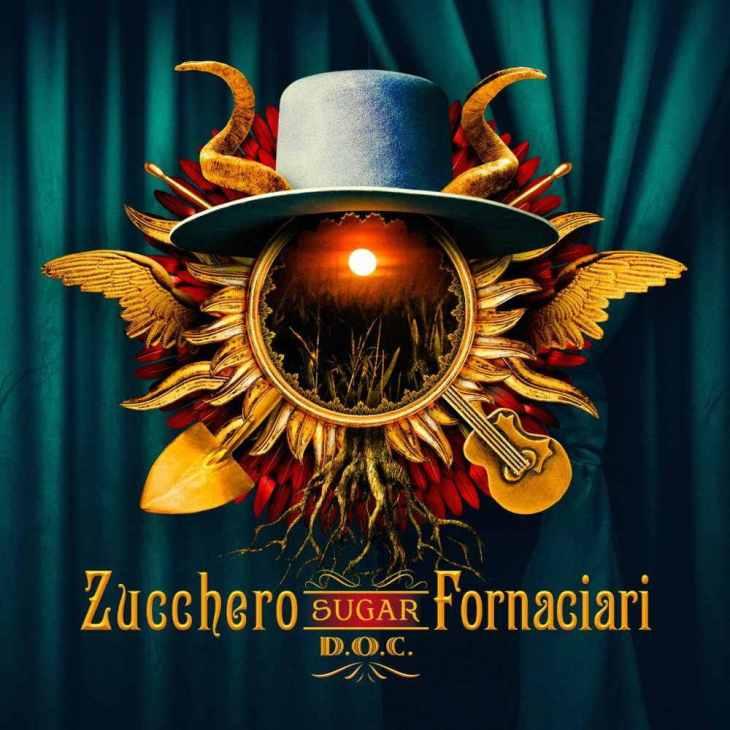 Zucchero Fornaciari D.O.C. cover