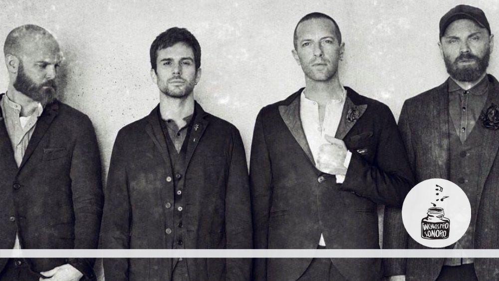 Coldplay Everyday Life copertina