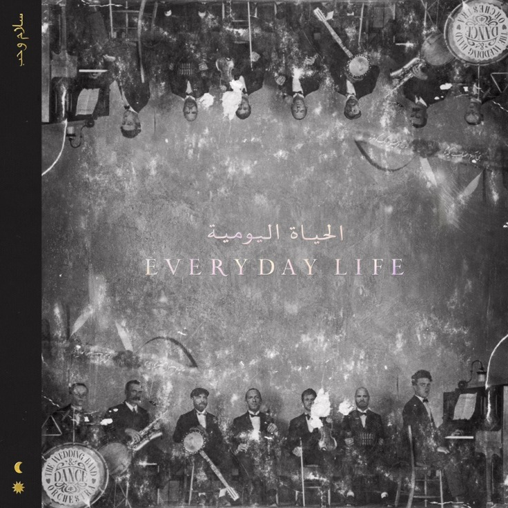 Coldplay Everyday Life cover