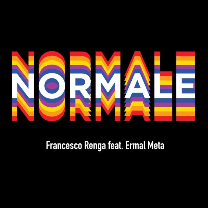Franceso Renga Ermal Meta Normale cover