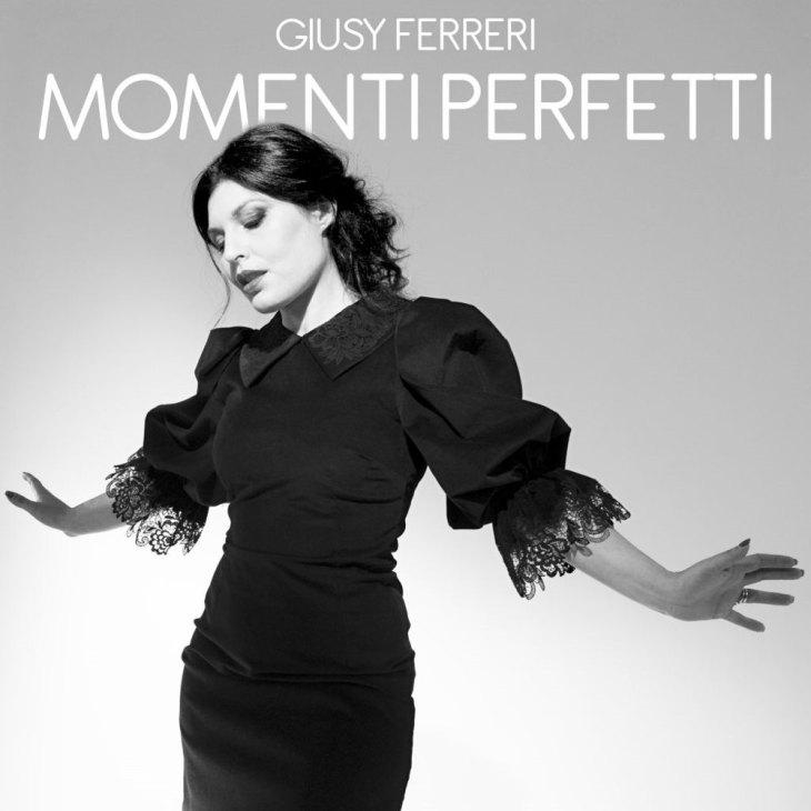 Giusy Ferreri Momenti perfetti cover