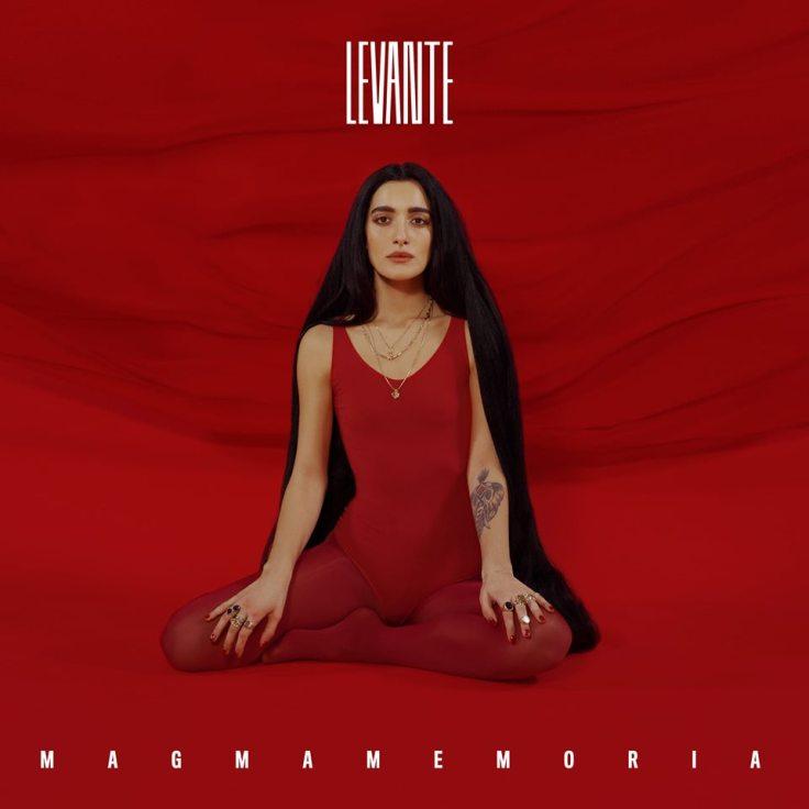Levante Magmamemoria cover