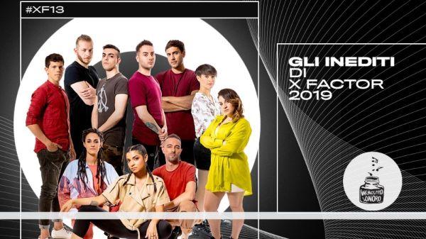 X Factor 13 inediti