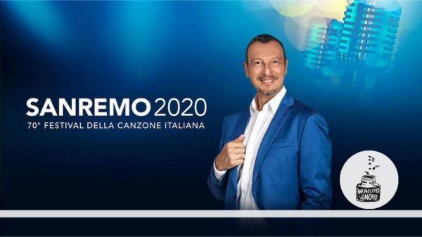 Amadeus polemica donne Sanremo 2020