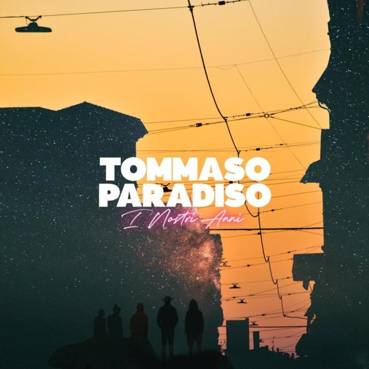 Tommaso Paradiso I nostri anni cover