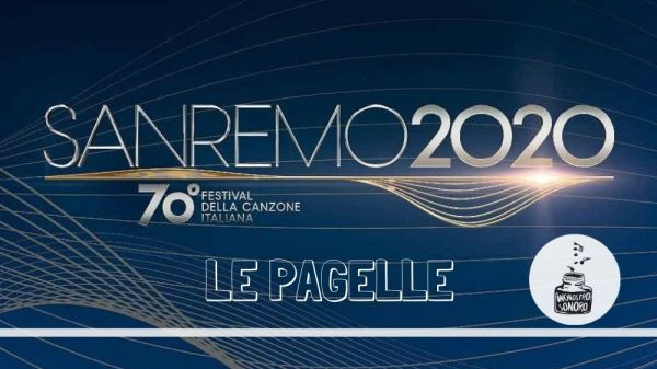 Sanremo 2020 pagelle brani big