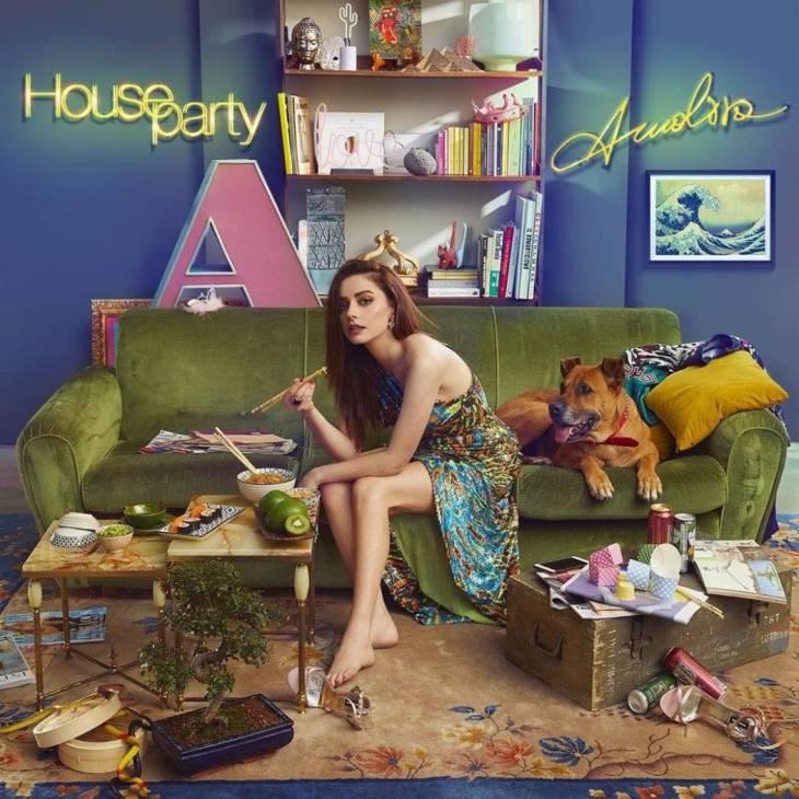 Annalisa Houseparty cover