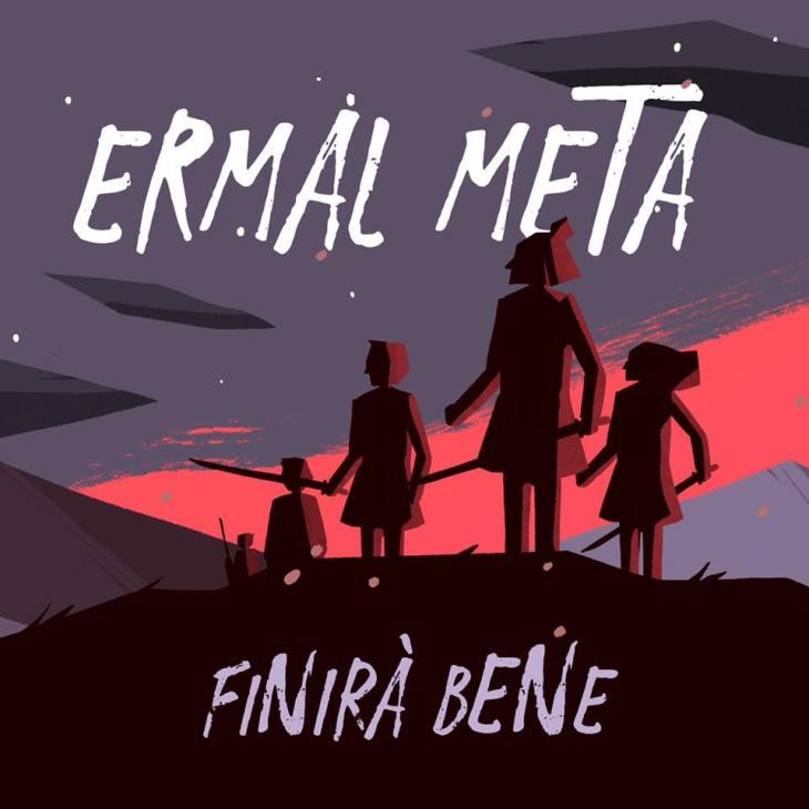 Ermal Meta Finirà bene cover