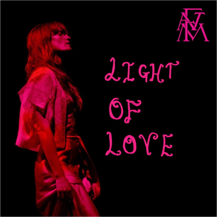 Florence + The Machine Light of love cover