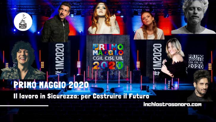 Primo Maggio 2020 ospiti