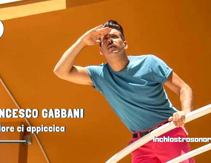Francesco Gabbani Il sudore ci appiccica