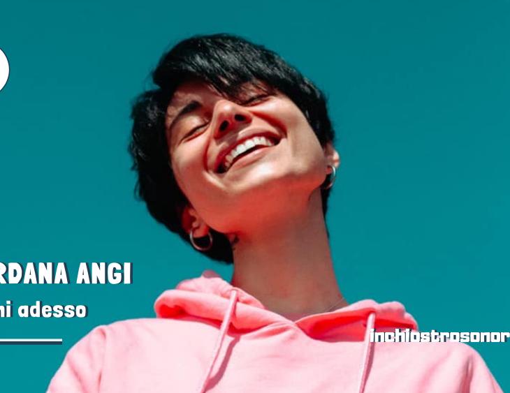 Giordana Angi Amami adesso
