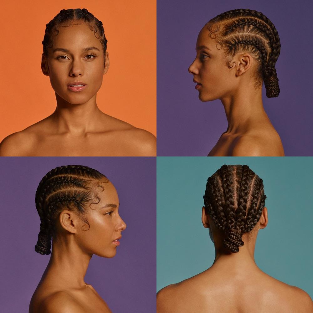 Alicia Keys ALICIA cover