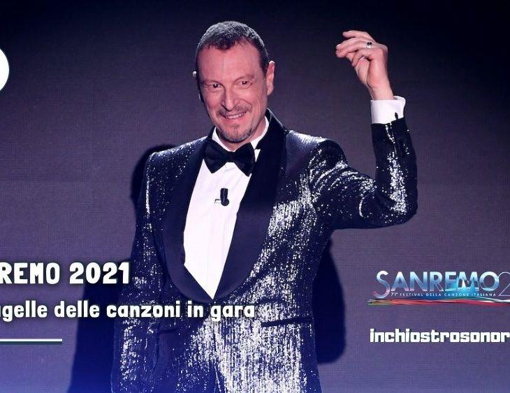Sanremo 2021 pagelle canzoni gara
