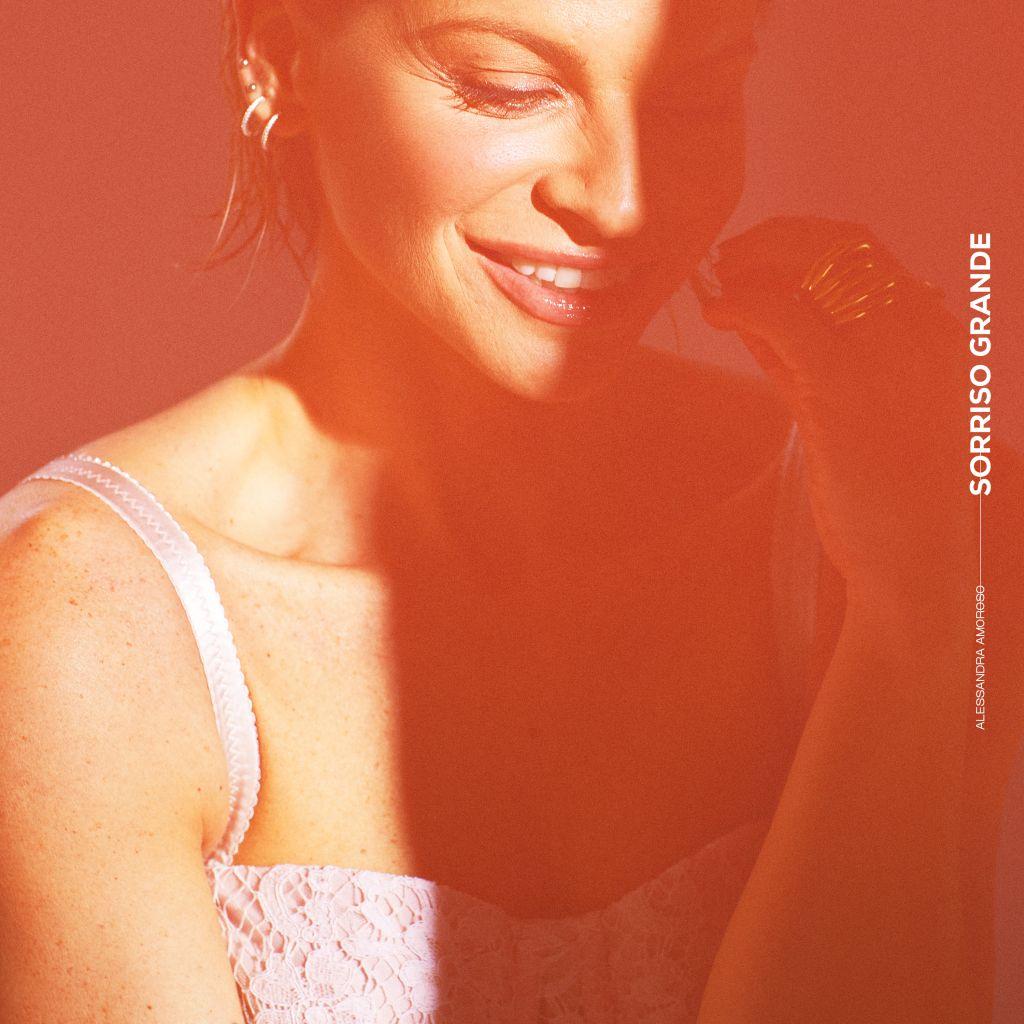 Alessandra Amoroso Sorriso Grande cover