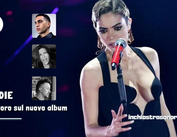 Elodie Nuovo album 2021