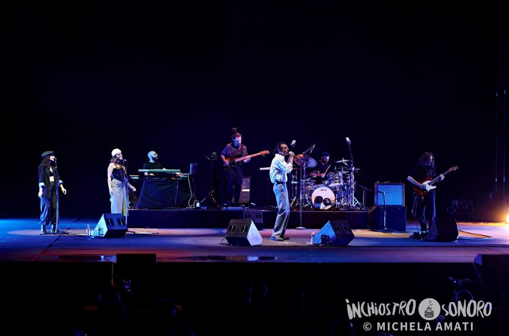 Ghemon live Auditorium Roma 5