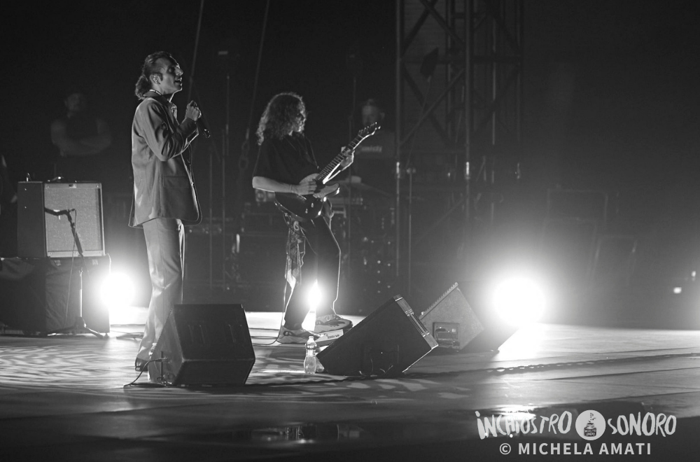 Ghemon live Auditorium Roma 6