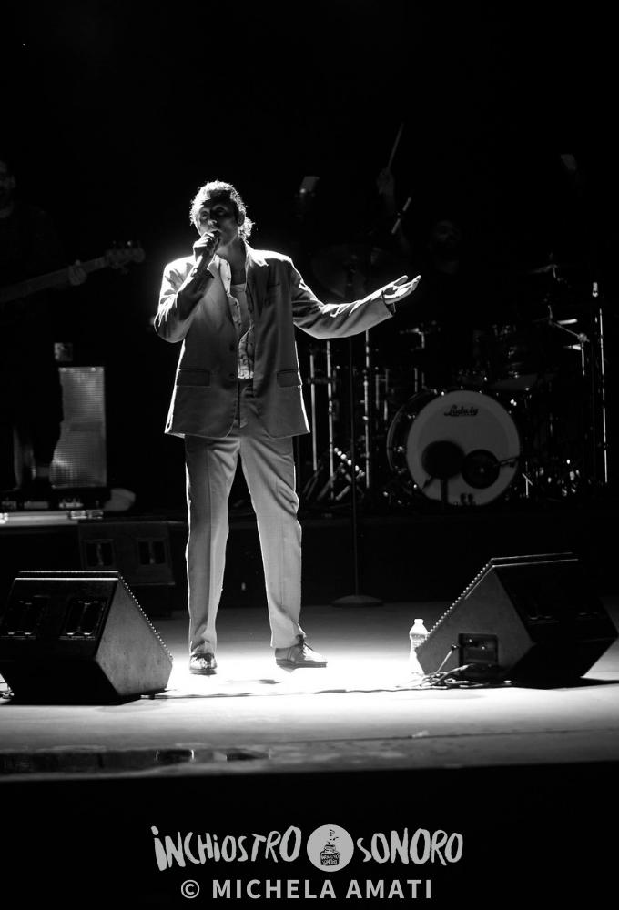 Ghemon live Auditorium Roma A 5