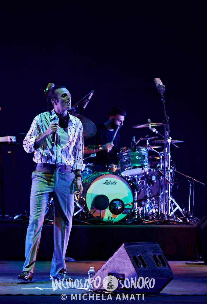 Ghemon live Auditorium Roma A