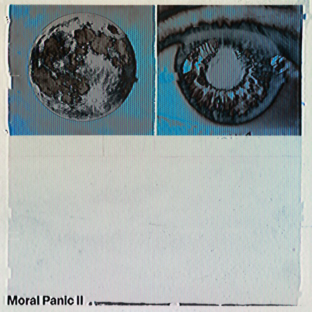 Nothing But Thieves Moral Panic II cover