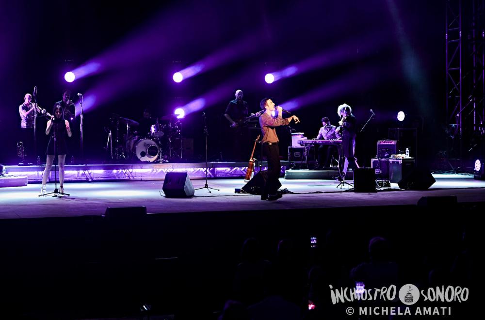 Diodato live Auditorium Roma 9