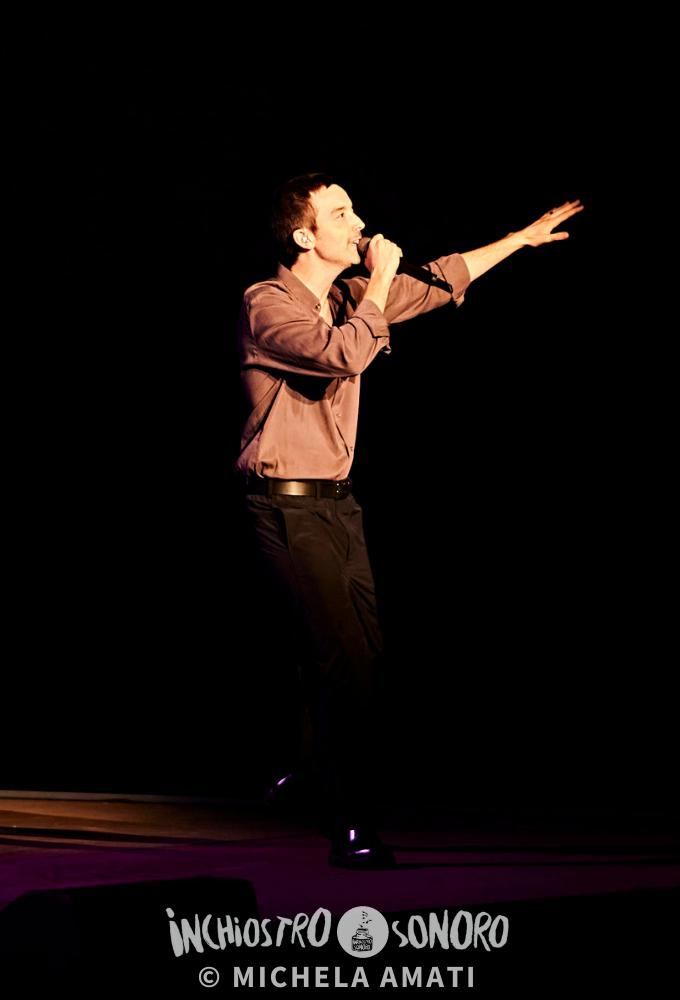 Diodato live Auditorium Roma A 8
