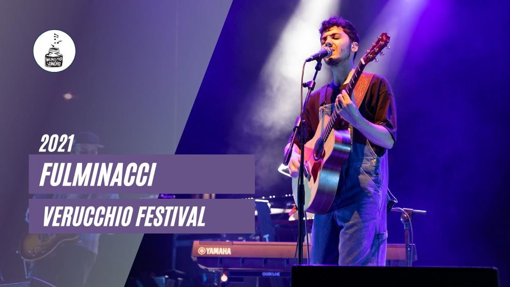 Fulminacci live Verucchio Festival 2021